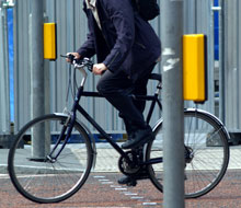 Bicycle Commuter